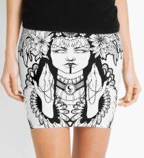 Minifalda Lilith - Camino de la mano izquierda Sacerdotisa oscura