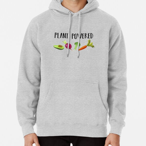 Plant Powered Pullover Hoodie
