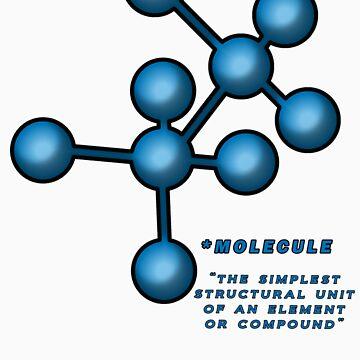 molecule by vegano12