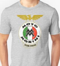 Moto Morini CLUB ITALIA DISTRESSED T-Shirt