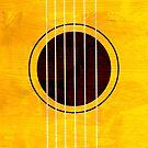 Minimalist Mini Guitar by Caffrin25