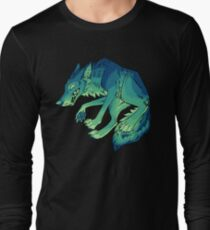 Teal Coyote T-Shirt