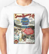 SEARS, ROEBUCK : Vintage Sales Catalogue Cover Print T-Shirt