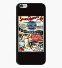 SEARS, ROEBUCK : Vintage Sales Catalogue Cover Print iPhone Case