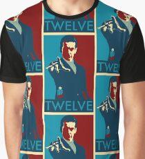 Peter Capaldi Hope Poster Graphic T-Shirt