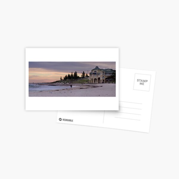 Cottesloe Beach Postcard