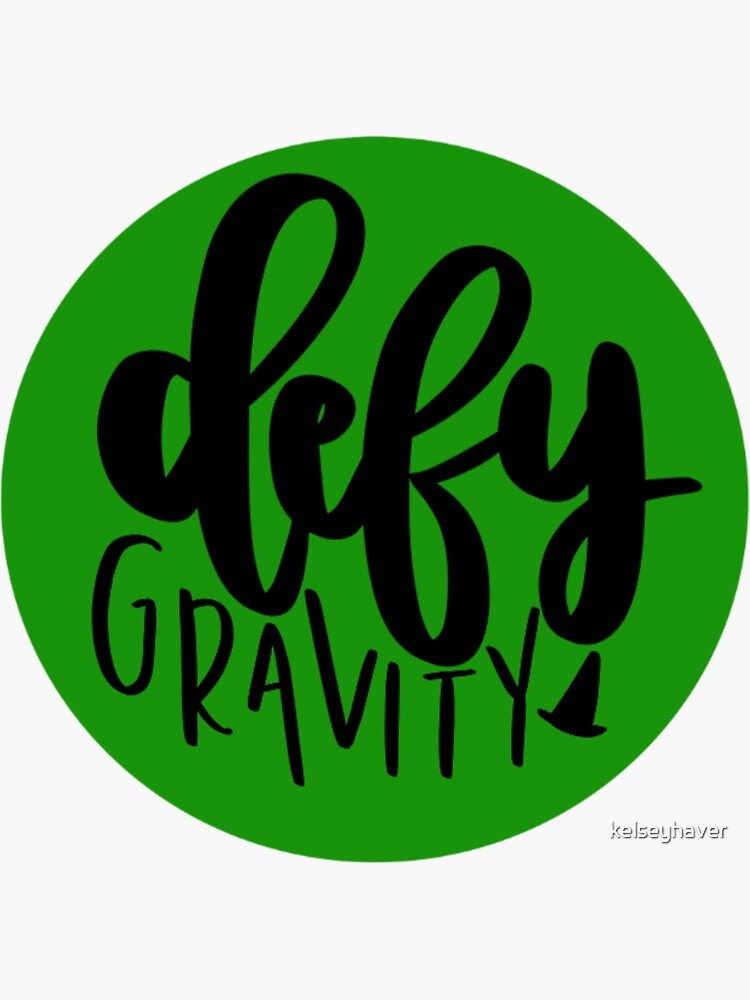 Wicked Defy Gravity by kelseyhaver