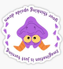 Figment of your Imagination Sticker