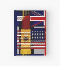 Peggy in Plaid Hardcover Journal