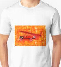 1914 Dennis Fire Engine Unisex T-Shirt