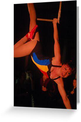 Anna Rocket trapeze by TimChuma