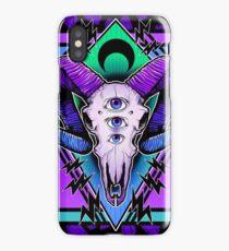 Ram Skull iPhone Case/Skin