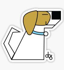 Jack Russell Terrier Sticker 1 Sticker
