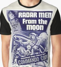 RADAR MEN FROM THE MOON FEATURING CAPTAIN CODY Graphic T-Shirt