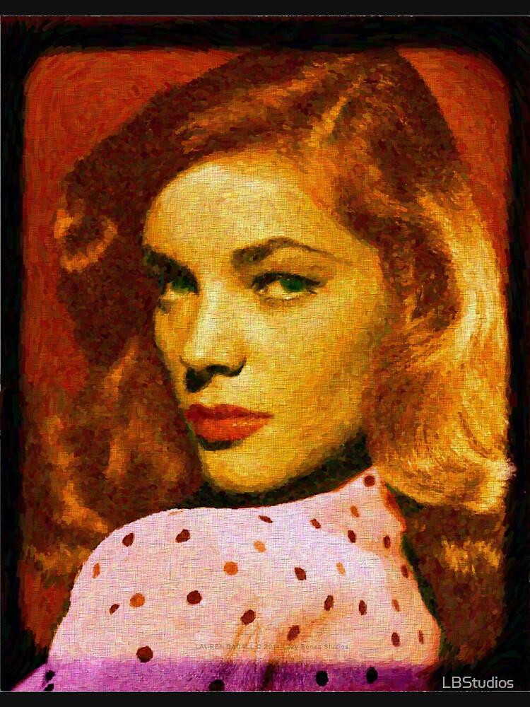 Lauren Bacall - 036 von LBStudios