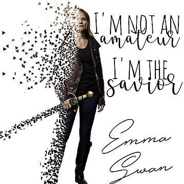 OUAT Emma Swan by angelinamariav