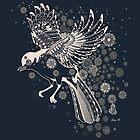 Morning Sparrow  by JonPark