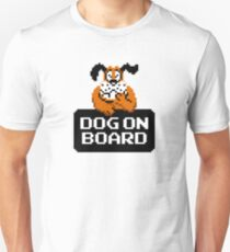 Dog on Board T-Shirt