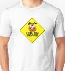 Dog on Board 2 T-Shirt