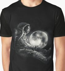 Moon Play Graphic T-Shirt