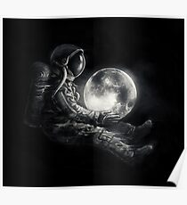 Moon Play Poster