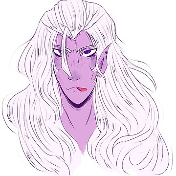 Prince Lotor by pseudospider