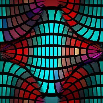 DAFS Encore Pattern ONFO© by OmarHernandez