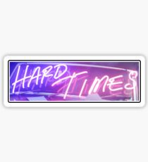 Paramore (Hard Times)  Sticker