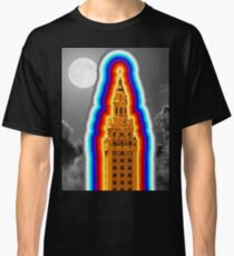 Miami Freedom Tower Cuban Liberty Downtown Brickell Classic T-Shirt