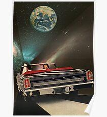 Time Traveler. Poster