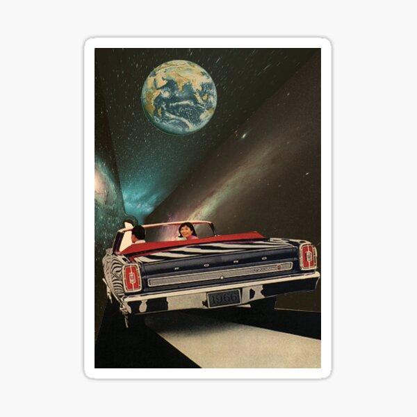Time Traveler. Sticker
