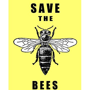 Save The Bees by wonnie