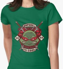 Raphael 1984 is Cool Women's Fitted T-Shirt