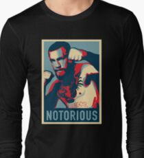 Conor McGregor NOTORIOUS Fan Print T-Shirt