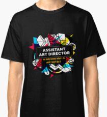 ASSISTANT PHOTOGRAPHER Classic T-Shirt