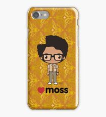 Love Moss - IT Crowd iPhone Case/Skin