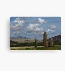 Machrie Moor 2, Isle of Arran Canvas Print