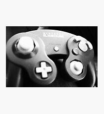 GAMECUBE CONTROLLER | RETRO FILTER Photographic Print