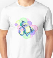 Je Suis Charlie Pastel: we refuse to be unhappy forever. T-Shirt