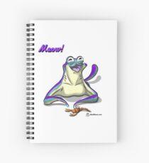 Mandrake got you a present Spiral Notebook