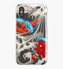 Demon Water Rivals iPhone Case/Skin