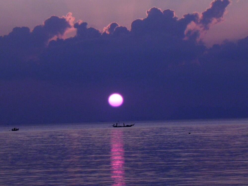 Sunsettamy by Grazia Gargiulo