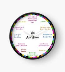 Alice's Wonderland Clock