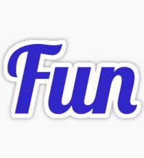Fun! Sticker