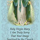 Virgin Mary by Talisa