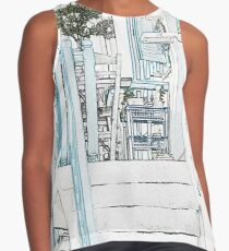 Poems Of Traditional Cycladic Architecture Contrast Tank