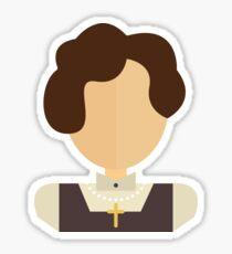 Princess Mary Sticker