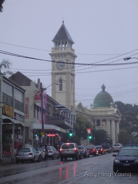 Darling Street, Balmain, Sydney by Amy Hing-Young