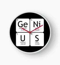GeNiUS Clock
