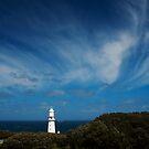 Cape Otway Lightstation by Stephen Norris